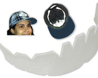 Flat Cap Web Shaper Driver Caps Shaper Ivy Caps Liner Etsy Flex Fit Hats New Era Baseball Cap Baseball Cap