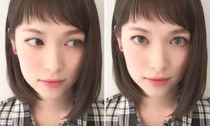 オトナ かわいい スタイルが一番人気 男子モテ抜群ヘアを作る5つのアプローチ オン眉 短い前髪 前髪を切る