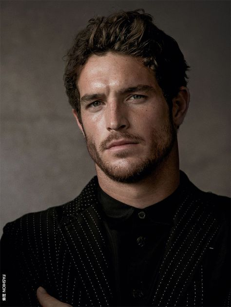 Justice Joslin, Adrian Cardoso, Travis Cannata & Others Pose for Mariano Vivanco for GQ China - Character inspiration Handsome Men Quotes, Handsome Arab Men, Handsome Boys, Gq, Justice Joslin, Black Dagger Brotherhood, Men Quotes Funny, Quotes Quotes, Woman Sketch