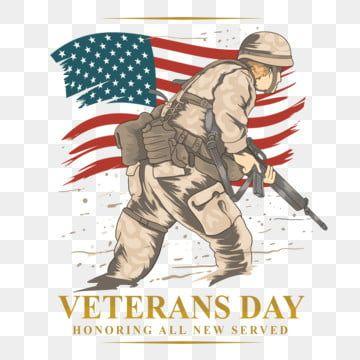 10+ Veterans Day Clipart B