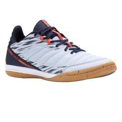 Buty Eskudo 500 Futsal Szare Shoes Decathlon Sneakers