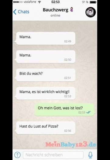 Nachrichten süße whatsapp bilder Süße Texte: