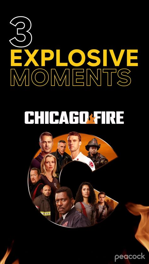 Chicago Fire's FIERIEST moments