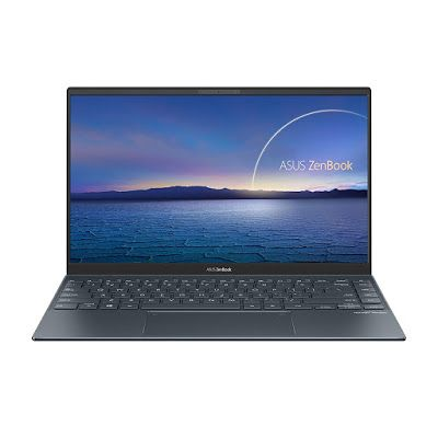 Latest Asus Zenbook 14 Um433da Nh74 14 Fhd Ultra Slim Laptop Overview Asus Laptop Technology