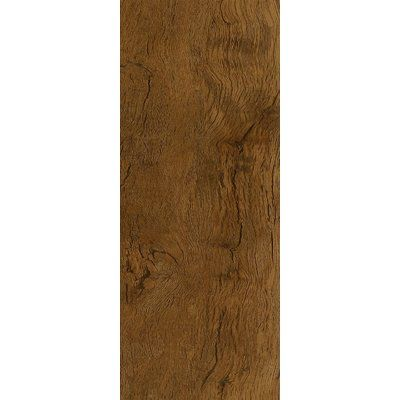 """Armstrong Flooring Luxe Timber Bay 6"""" x 48"""" x 4.064mm Luxury Vinyl Plank in Molasses"""