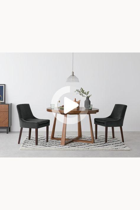 Le Design Elegant Avec Des Details Subtils Donnent A Cette Chaise