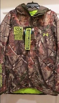 under armour hunting. nwt mens under armour gunpowder cold gear realtree ap hunting jacket size s | my style pinterest hunting jackets, bow and equipment under armour