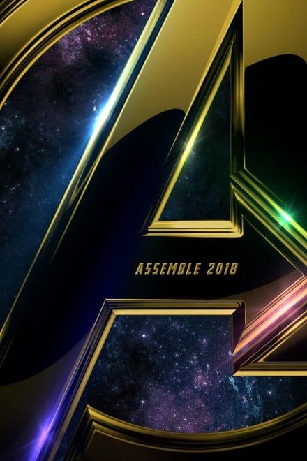 Avengers Infinity War Avengers Marvel S Bioskop Hiburan Ilusi