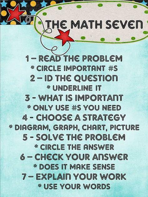 math poster