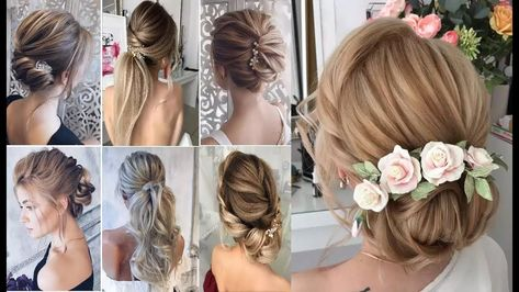 1950s Hairstyle Names Bun Hairstyle For Long Hair