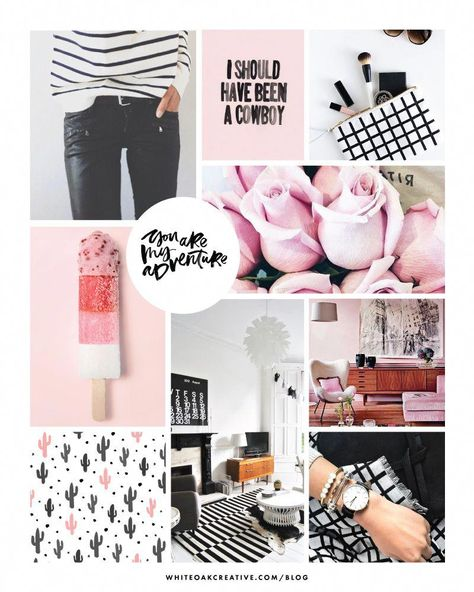 Ideas fashion design layout mood boards for 2019