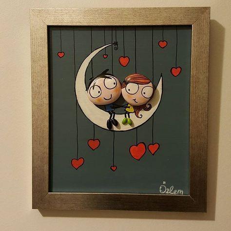 Super pebble art diy so cute Ideas