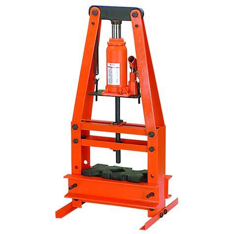 6 Ton A Frame Bench Shop Press In 2020 Shop Press Garage Equipment Wood Bowls