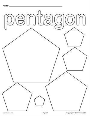 12 Shapes Coloring Pages Shape Coloring Pages Shapes Preschool Alphabet Coloring Pages