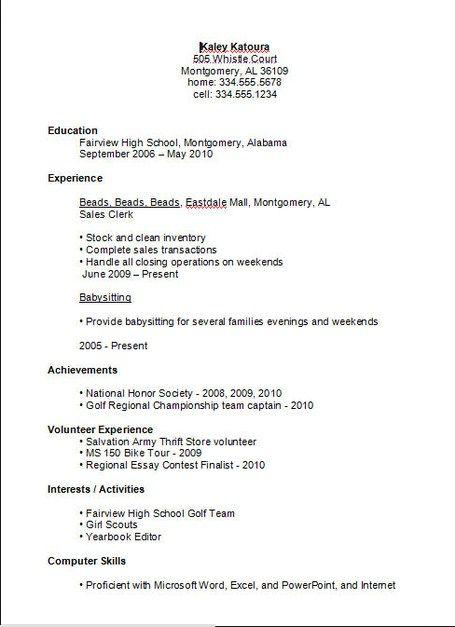 http\/\/resumeansurc\/basic-resume-examples\/ Basic Resume - basic resumes examples