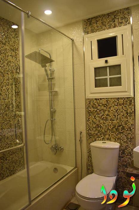 سيراميك الحمام من الجوهرة أو رويال ارت أو كليوباترا Bathroom Corner Bathtub Bathtub