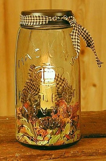 Rustic Mason Fruit Jar Tin Box with S /& P Shakers Barn Roof Gray Wooden Handle