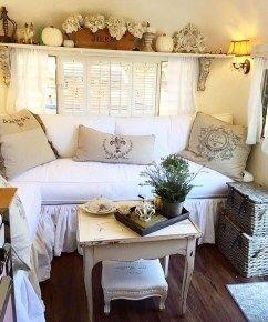 Best Vintage Camper Interior Ideas To Consider 11 | Vintage