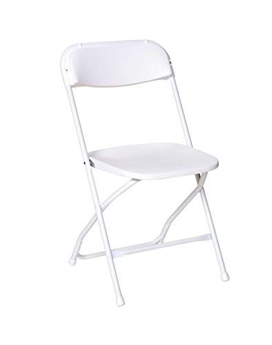 Pre Sales 2180 Rhino Plastic Folding Chair White Pack Of 10 Plastic Folding Chairs Folding Chair Chair