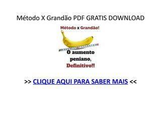 método monster download