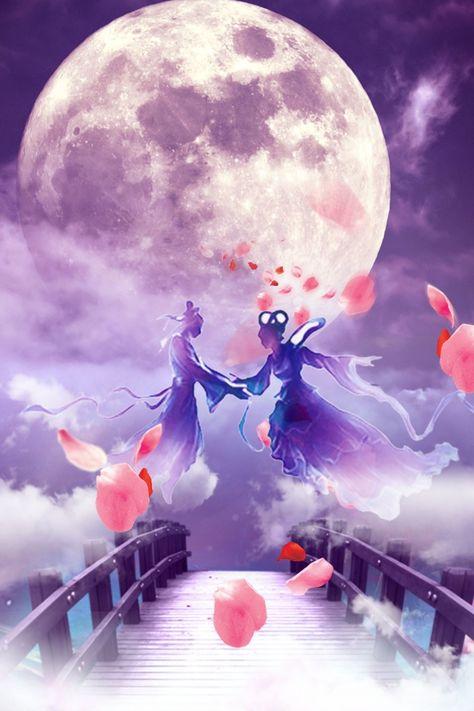 Valentines day tanabata meet petal