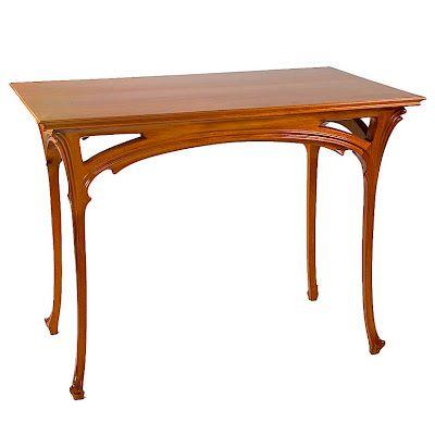 La Villa Majorelle A Nancy I Art Nouveau Furniture Art Deco Furniture Art Nouveau