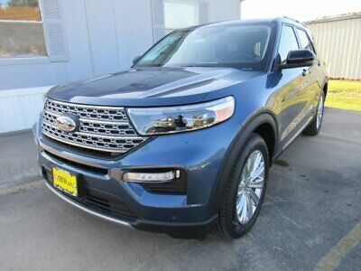 Ebay Advertisement 2020 Ford Explorer Limited 2020 Ford Explorer Limited 1773 Miles Blue Metallic Spor Ford Explorer Limited Ford Explorer 2020 Ford Explorer