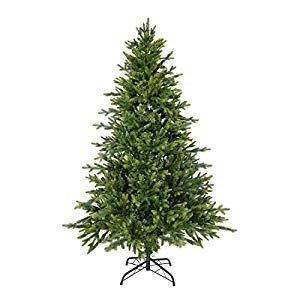 Sunnyglade 7 5 Ft Premium Artificial Christmas Tree 1400 Tips Full Tree Easy To Assemble With Christmas Tree Stand 7 5ft With Images Silk Flower Arrangements Flower Arrangements Artificial Flower Arrangements