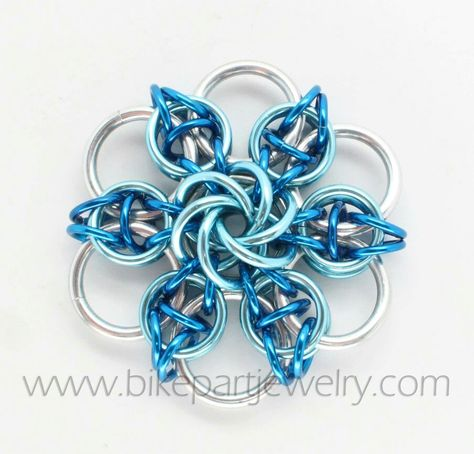 Vortex Celtic Pendant Lite Blue Flat And Mobius Same Size Coulomb