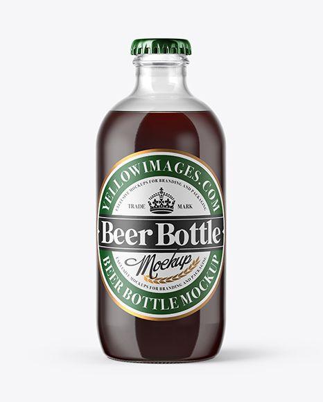 Download Idei Na Temu Beer Bottle Mockups 300 Kreativnyj Dizajn Upakovki Dizajn Pivnye Butylki PSD Mockup Templates