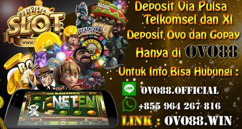 Situs Judi Slot Game Slot Mesin Online Ovo88
