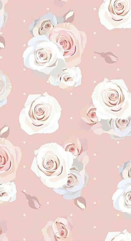 Wall Paper Lock Screen Rose Gold 34 Ideas Wall Floral