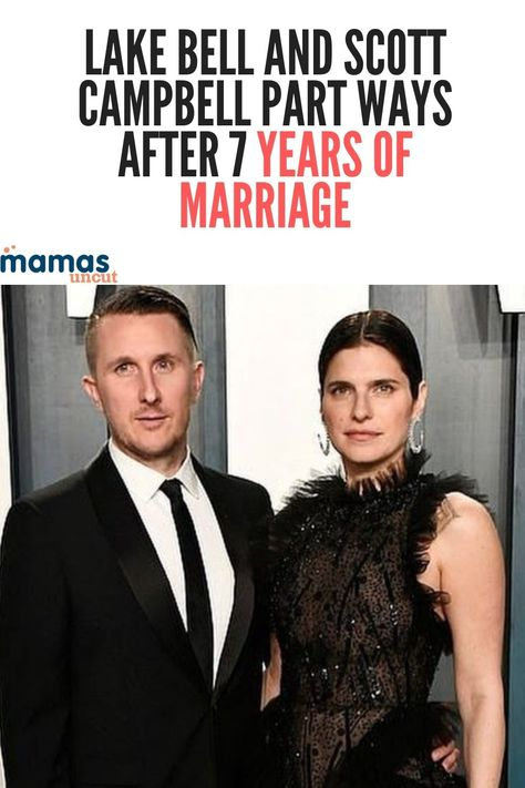 Lake Bella and husband, Scott Campbell are parting ways after seven years of marriage. #LakeBell #ScottCampbell #Divorce