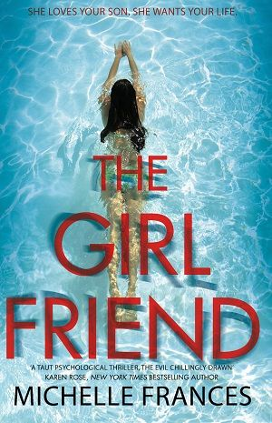 Michelle Frances Author Of The Girlfriend Psychological Thrillers Books Fiction Books