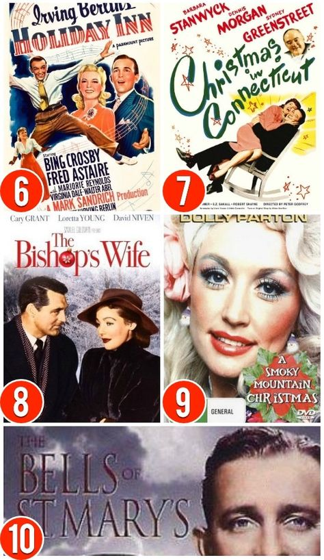 Over 50 of the Best Christmas Movies - The Dating Divas