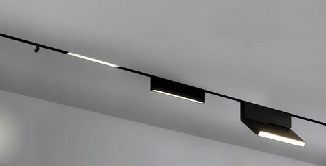 Kezu Online Magnetic Lighting System Simple Track