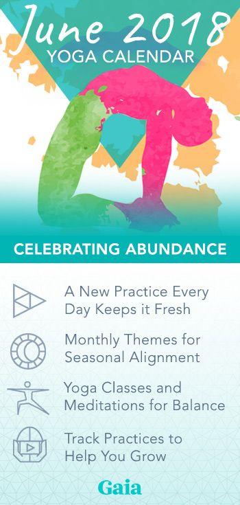 Gaia Calendar | Monthly Themes