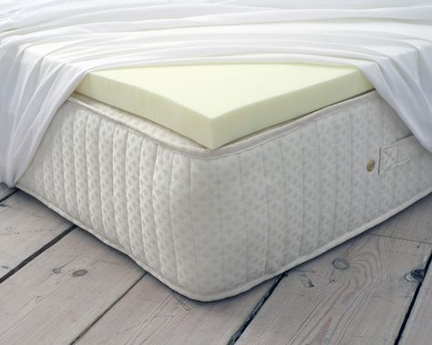 Clic Memory Foam Mattress Topper