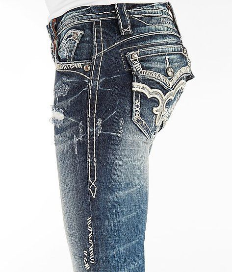 Rock Revival May Boot Stretch Jean - Women's Jeans | Buckle