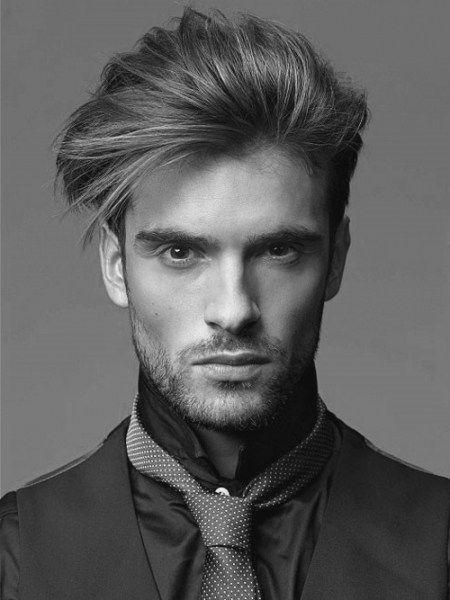 Besten Herren-Frisuren Für Glattes Haar Inspiration | Männer ...