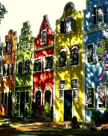 Holambra, São Paulo, Brazil.  A dutch town at brazil with more colors of course!!!!.
