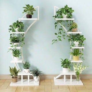 Ide Dan Inspirasi Rak Tanaman Hias Dari Bahan Besi Kaskus 10 Rekomendasi En 2020 Soportes De Plantas En Interiores Estantes De Plantas Decoracion De Casa Con Plantas