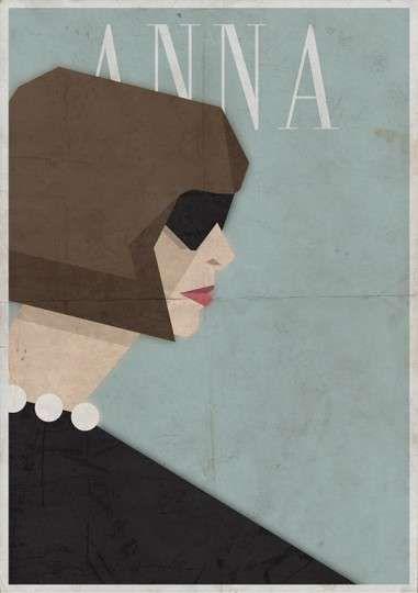 Anna by Mr. Burt. #art