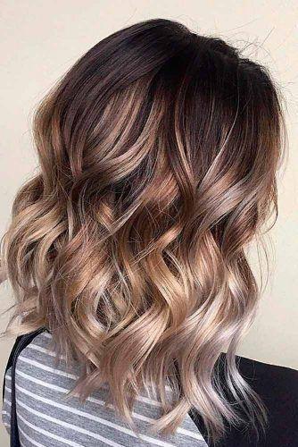 53 Hottest Brown Ombre Hair Ideas Hairideas Kapsels Bruin