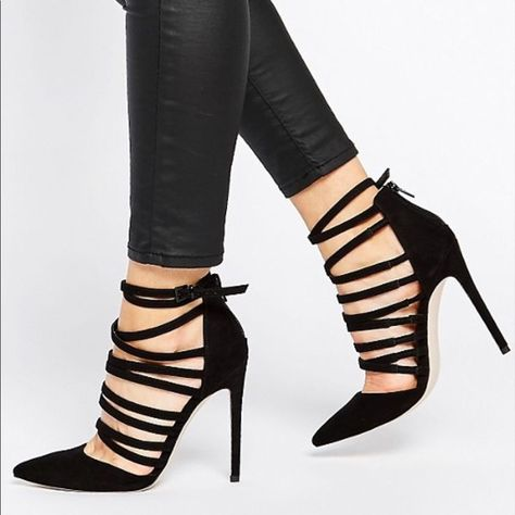 Buy ASOS PROMOTE Pointed High Heels at ASOS. With free delivery and return options (Ts&Cs apply), online shopping has never been so easy. Get the latest trends with ASOS now.