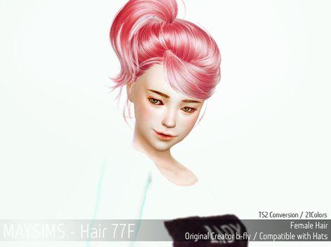 메이 아이템 - [Lv3 Items] - May_TS4_Hair77F