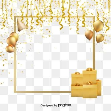 Yellow Simple Birthday Background In 2021 Golden Birthday Parties Golden Birthday Colorful Birthday Party Decorations