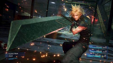 Final Fantasy VII Remake - PlayStation 4