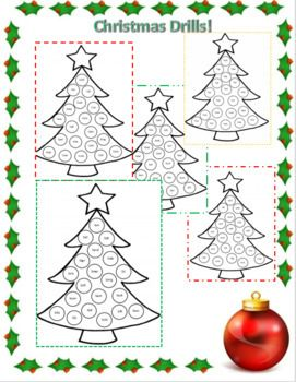 Articulation Christmas Trees Coloring Packet With Data Collection Sheet Data Collection Sheets Christmas Tree Outline Data Collection