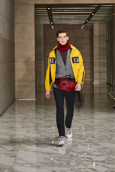 Perry Ellis Fall 2018 Menswear Collection - Vogue
